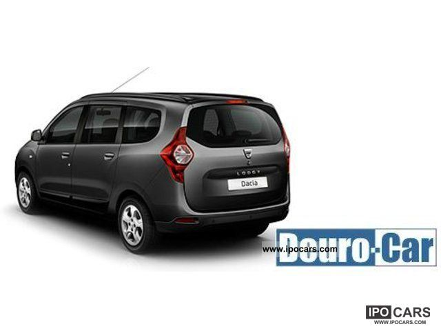 2012 dacia lodgy laur ate 1 5 dci 90 in stock car photo and specs. Black Bedroom Furniture Sets. Home Design Ideas