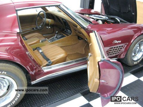 Corvette  C3 Targa 454cui Big Block Automatic Matching Numbers 1971 Vintage, Classic and Old Cars photo