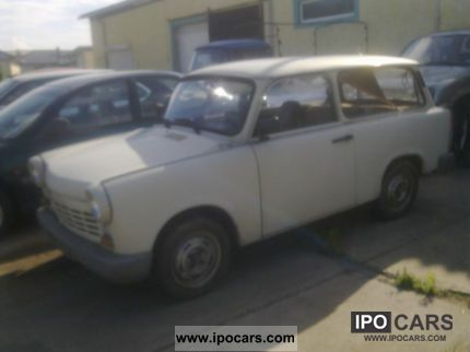 1991 Trabant  1.1, combined, three times available, Other Used vehicle photo
