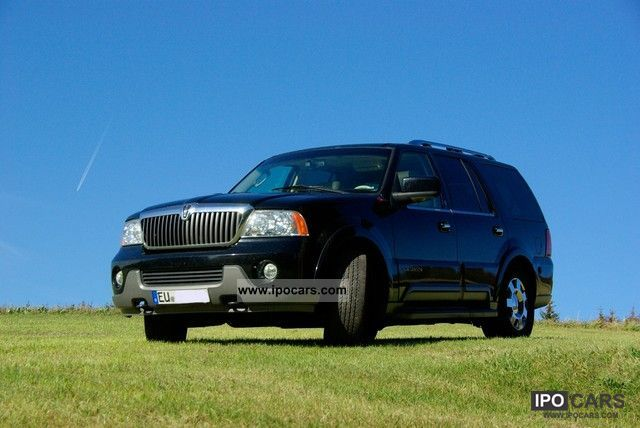 Lincoln  Navigator 2002 Liquefied Petroleum Gas Cars (LPG, GPL, propane) photo