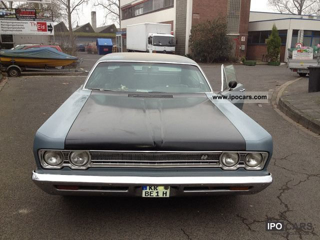 1969 Plymouth  Fury III Limousine Used vehicle photo