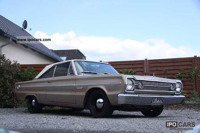 1966 Plymouth  Belvedere Sports car/Coupe Used vehicle photo