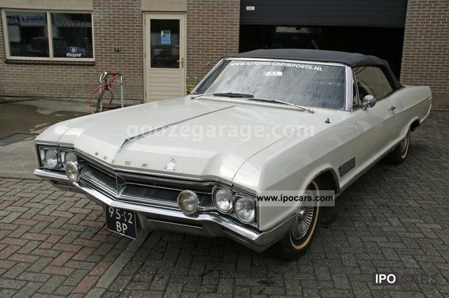 1966 Buick  Wildcat convertible 425 V8 automaat Cabrio / roadster Classic Vehicle photo