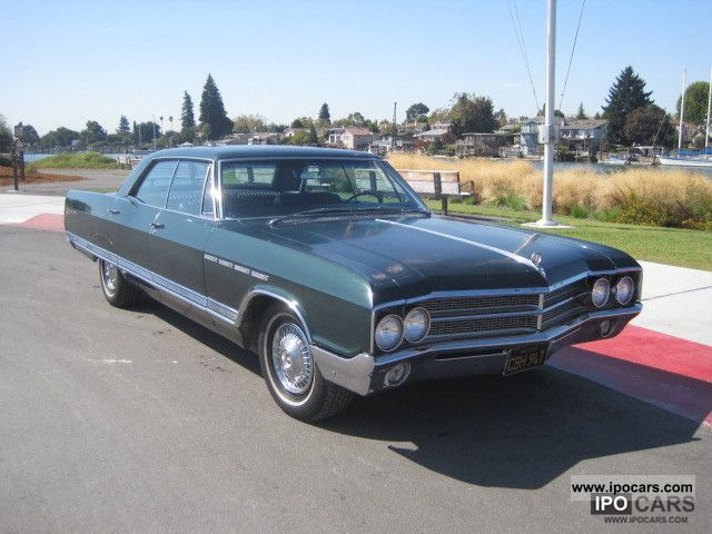 Buick  Electra 225 1965 Vintage, Classic and Old Cars photo