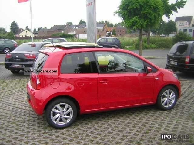 2012 Seat Mii Mii 1 0 Mpi 75 Sport Style Sunroof Car Photo
