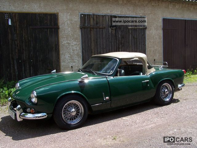 Triumph  Spitfire 1970 Vintage, Classic and Old Cars photo