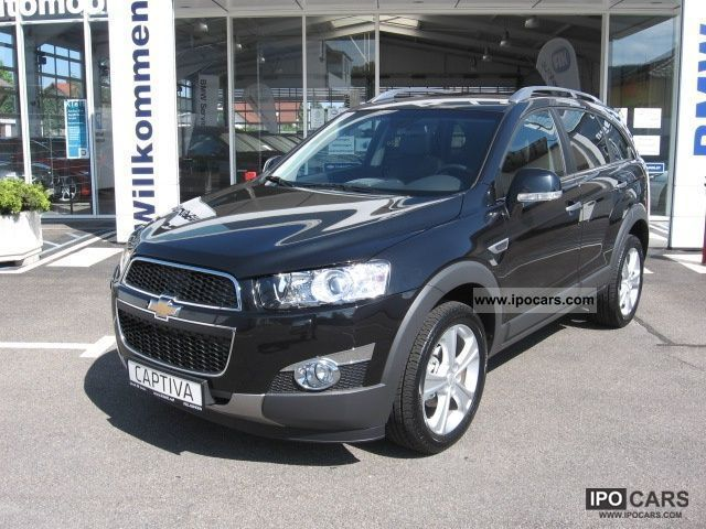 2012 Chevrolet  Captiva 2.2 Diesel 4WD LTZ (leather Air Navigation) Off-road Vehicle/Pickup Truck New vehicle photo