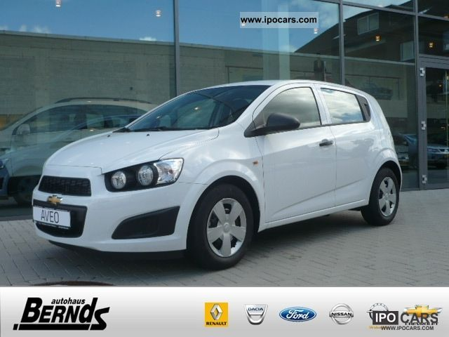 2012 Chevrolet  Aveo 5-door LS + 1.2 70 HP AIR Small Car New vehicle photo