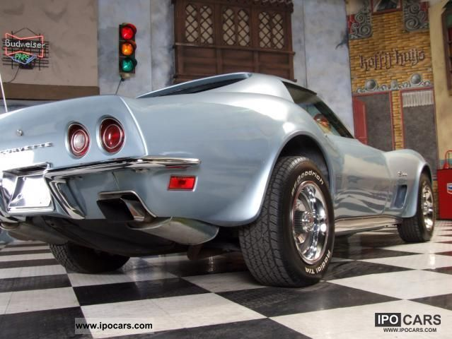 Chevrolet  Corvette C3 1973 Vintage, Classic and Old Cars photo