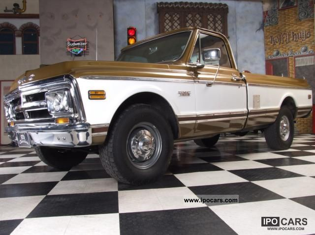 GMC  2500 Sierra Classic 1970 Vintage, Classic and Old Cars photo