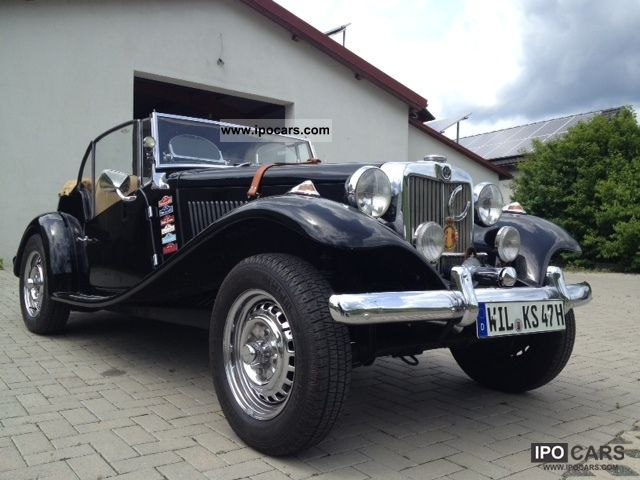 MG  TD 1977 Vintage, Classic and Old Cars photo