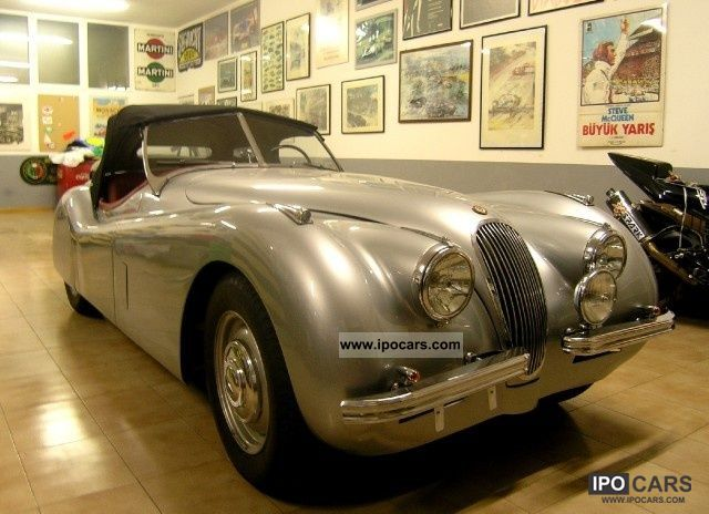 Jaguar  XK XK 120 ROADSTER 1951 Vintage, Classic and Old Cars photo