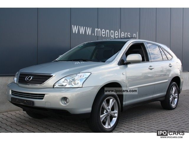 Lexus  400h RX 400 Executive Aut. 2006 Hybrid Cars photo