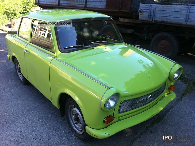 Trabant  601 \ 1962 Vintage, Classic and Old Cars photo