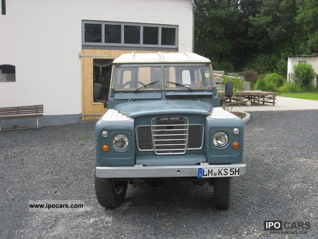 Land Rover  Series I 1977 Vintage, Classic and Old Cars photo
