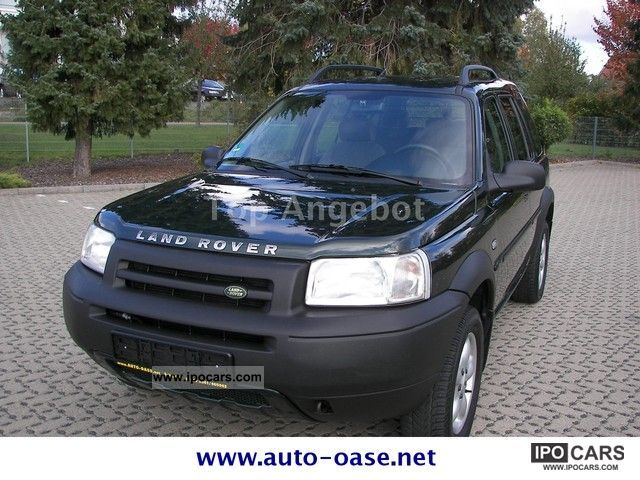 Land Rover  Freelander V6 LPG Auto Gas aluminum Tüv New 2005 Liquefied Petroleum Gas Cars (LPG, GPL, propane) photo