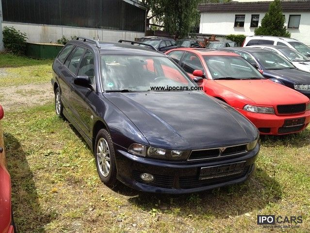 2000 Mitsubishi  Galant 2.0 Comfort Estate Car Used vehicle photo