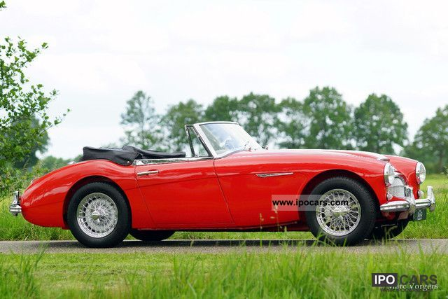 Austin Healey  3000 MK 2, 1964 1964 Vintage, Classic and Old Cars photo
