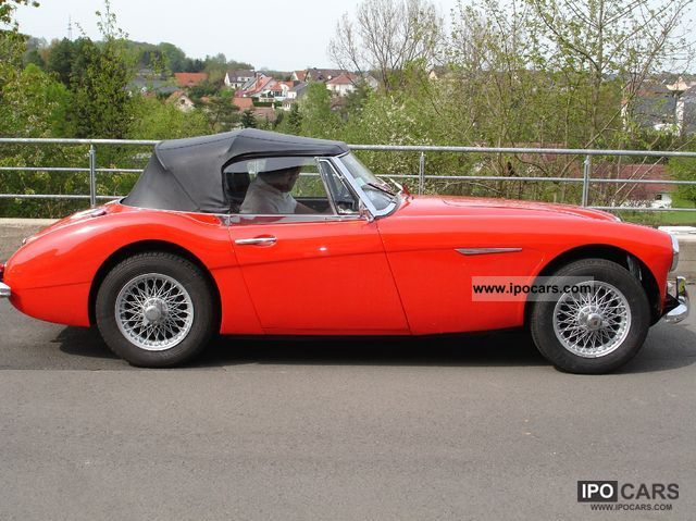 1963 Austin Healey  3000 MK II Cabrio / roadster Used vehicle photo
