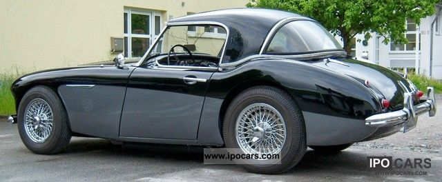 Austin Healey  BN7 - MK1 1961 Vintage, Classic and Old Cars photo