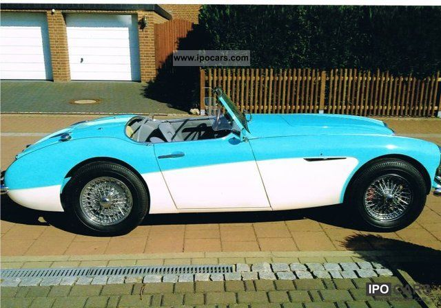 Austin Healey  MK I BN 7 1959 Vintage, Classic and Old Cars photo