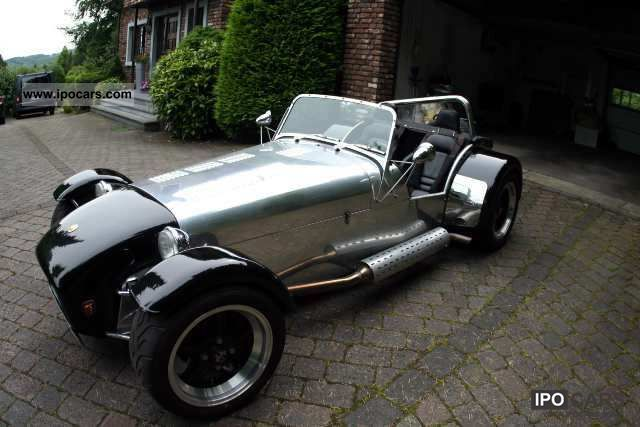 1995 Caterham  Other Cabrio / roadster Used vehicle photo