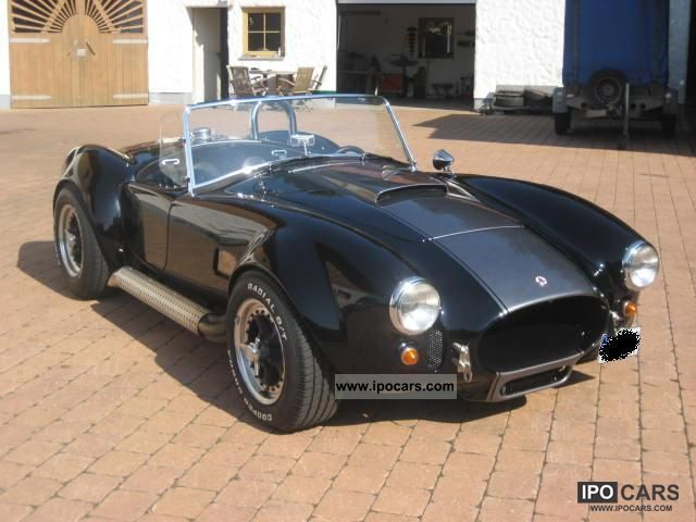 Cobra  Tomaszo Roadster 1975 Vintage, Classic and Old Cars photo