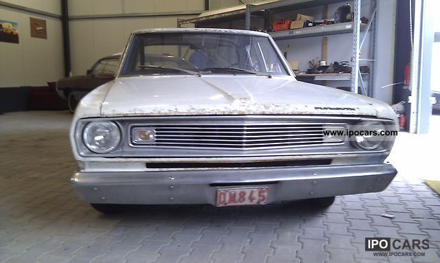 1969 Plymouth Valiant 1969 Plymouth Valiant Signet