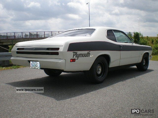1970 Plymouth  Duster V8, H Approval Sports car/Coupe Classic Vehicle photo