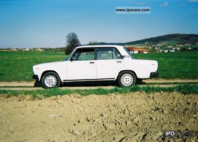 Lada  Riva \u003e\u003e 2107, 1500 Nova LPG - export finland \u003c\u003c 1989 Liquefied Petroleum Gas Cars (LPG, GPL, propane) photo