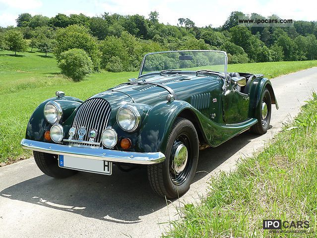 Morgan  4/4 1977 Vintage, Classic and Old Cars photo