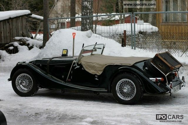 Morgan  4/4 1976 Vintage, Classic and Old Cars photo