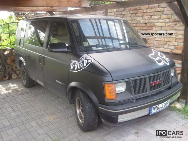 1991 Chevrolet  Astro Van / GMC Safari Van / Minibus Used vehicle photo