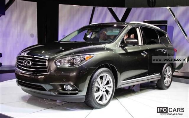 2012 Infiniti Jx35 Awd Mod 2013 Car Photo And Specs