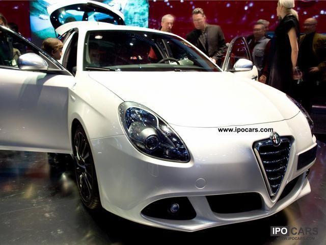 2012 Alfa Romeo  Giulietta to 26% discount from German Vertra ... Limousine New vehicle photo
