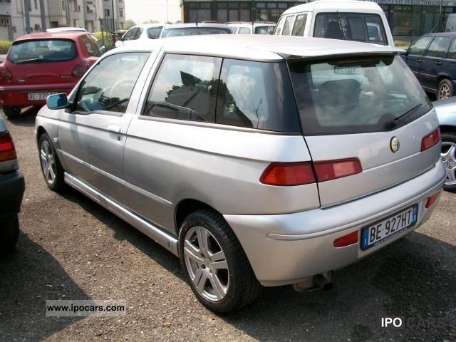 1999 Alfa Romeo  145 1.4 Twin Spark Limousine Used vehicle photo