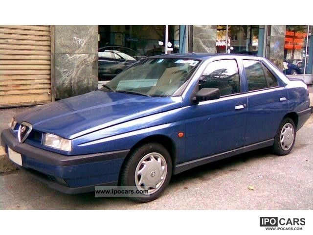 Alfa Romeo  155 1.6i Twin Spark 16V SAT gas e Benzina 1996 Liquefied Petroleum Gas Cars (LPG, GPL, propane) photo