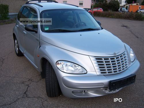 2012 Chrysler  PT Cruiser 2.2 CRD Limited, Euro 4, DPF Estate Car Used vehicle photo