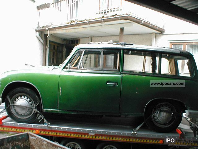 Trabant  P 70 DKW classic cars 1956 Vintage, Classic and Old Cars photo