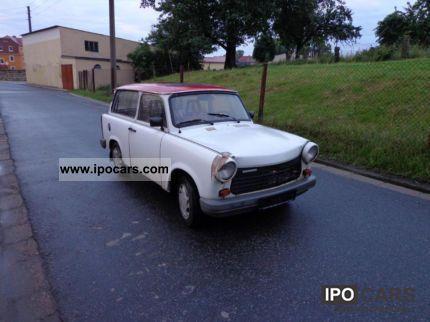 1990 Trabant  1.1 multifunction Estate Car Used vehicle photo