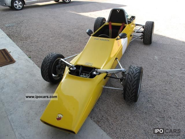 1974 Abarth  500 Formula Italia Other Classic Vehicle photo