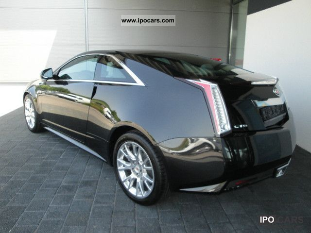 2012 Cadillac Cts 3 6 Sport Luxury Coupe 2012 V Sport