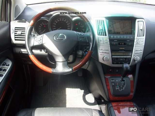lexus rx 300 2006 ma maison personnelle. Black Bedroom Furniture Sets. Home Design Ideas