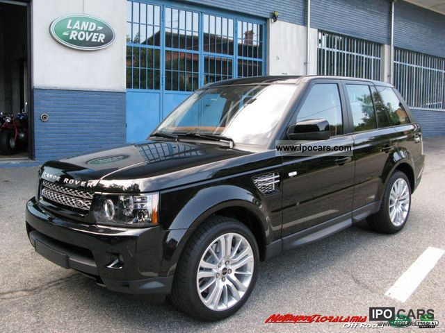 2012 Land Rover  SD 3.0 V6 HSE Auto R.R.Sport M.Y.13 Off-road Vehicle/Pickup Truck New vehicle(business photo