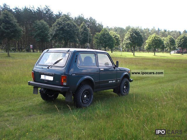 2001 lada niva 4x4 offroad lots of extras car. Black Bedroom Furniture Sets. Home Design Ideas