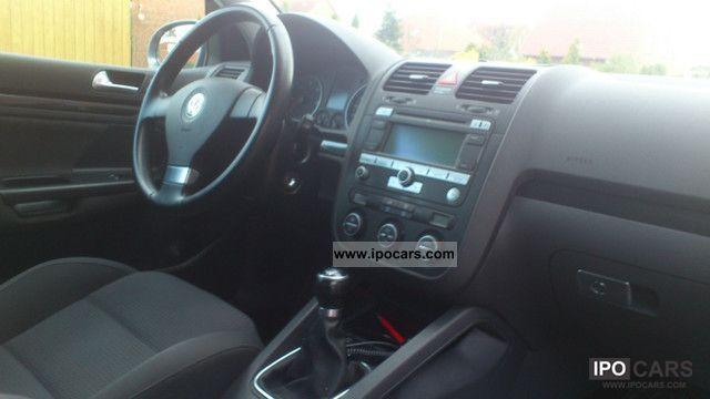 2007 Volkswagen Golf 5 2.0 TDI GT Sport DSG - Car Photo and Specs