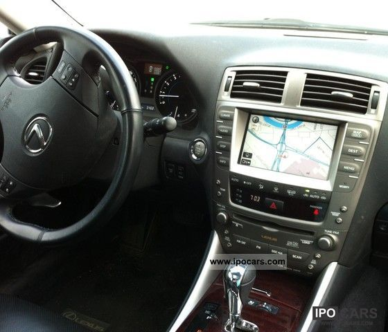 Used Lexus Is350: Car Photo And Specs