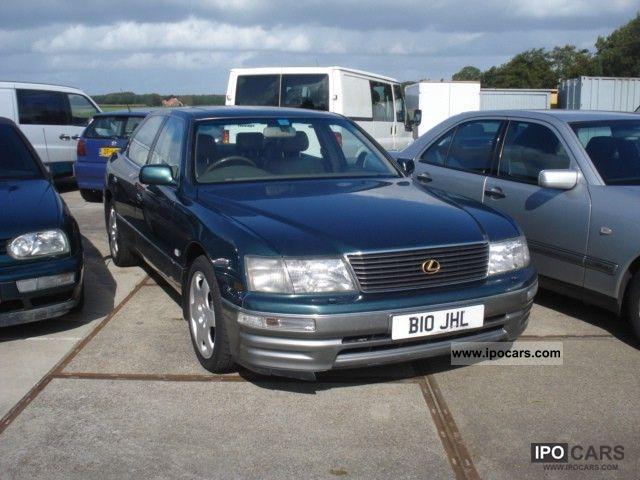 1997 Lexus  LS 460 460 Automaat President Limousine Used vehicle photo