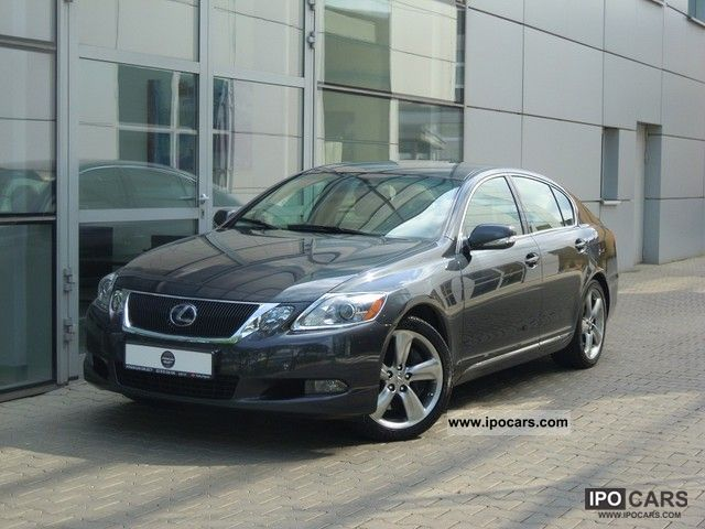 Lexus  GS 450h prestige 2009 Hybrid Cars photo