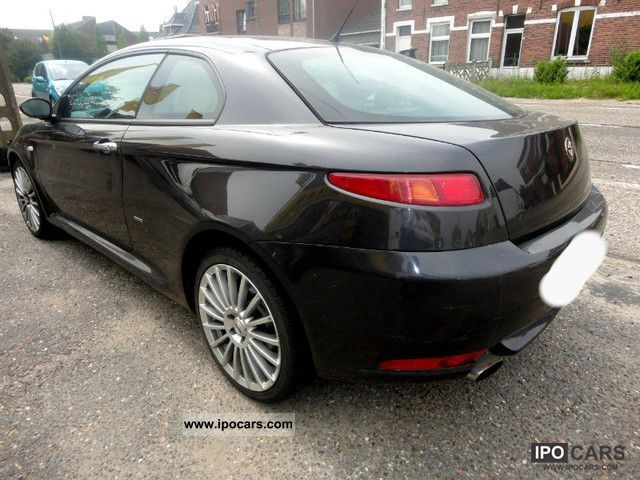 2006 alfa romeo alfa gt 1 9 jtd leather xenon car. Black Bedroom Furniture Sets. Home Design Ideas